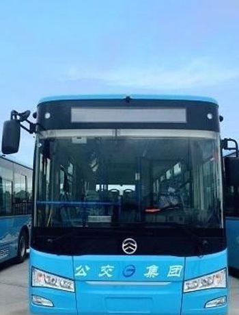 厦门同安迎首批纯电动公交车