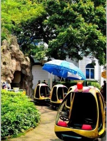 同安双溪公园!80、90后的童年记忆!