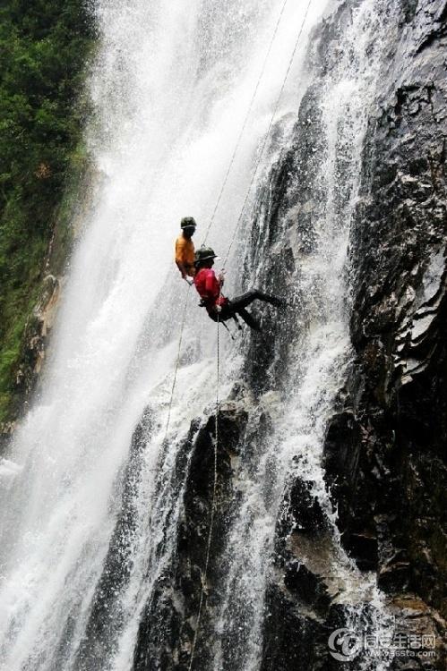 壁纸 风景 旅游 瀑布 山水 桌面 499_750 竖版 竖屏 手机