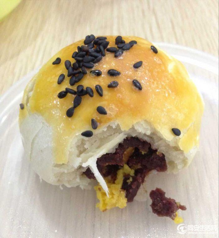 蛋黄酥 3