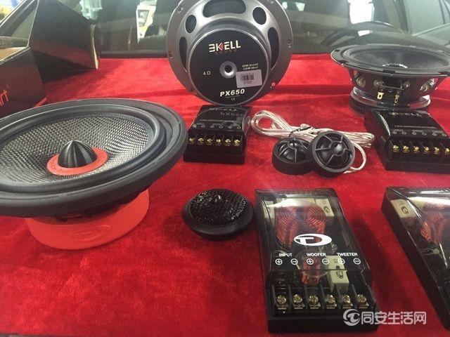 2,使用的音响器材亮相.jpg