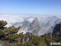 五岳归来不看山,黄山归来不看岳。
