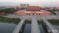 新手報到.高空拍攝同安影視城,舊體育場和孔廟